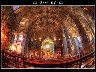 Mosteiro dos Jerónimos - inside 2 :: HDR | by raul_pc