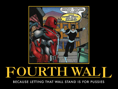 The Merc With a Meta Mouth: 5 Ways Deadpool Breaks the Fourth Wall