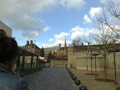 Oxford Castle grounds | by Ms. Jen
