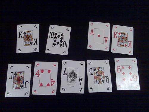 Texas holdem poker kombinationen