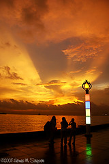 Sunset at the Bay | by Hermes Singson