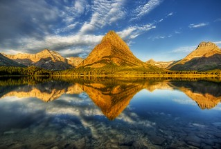 A Perfect Morning at Glacier National Park | by Stuck in Customs