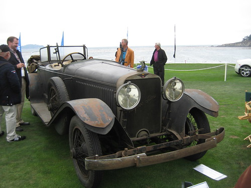 Unrestored all original Hispano Suiza | by Bionic Rhonda, back slowly