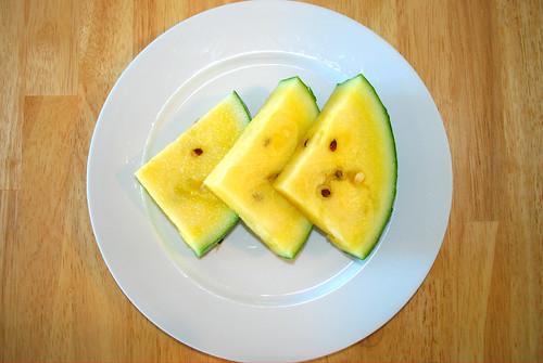 Yellow Watermelon | by Pinot & Pineapple