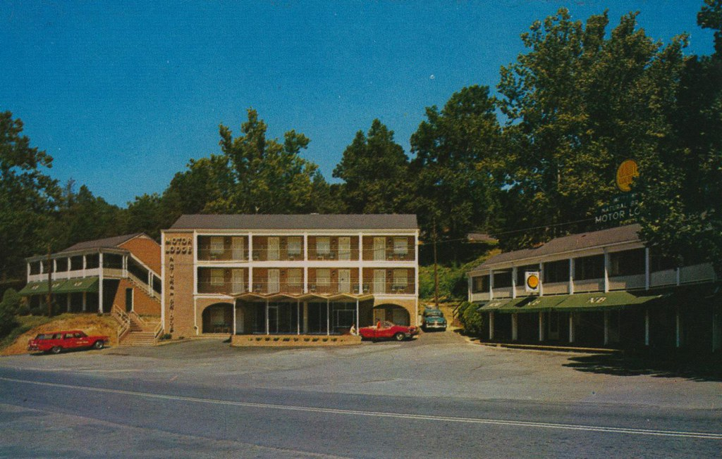 Quality Motor Lodge - Natural Bridge, Virginia