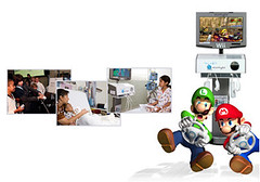 Wii´s en Hospitales | by Blowii