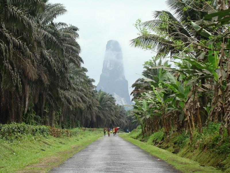 Cão Grande - Pico de S. Tomé