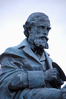 James Clerk Maxwell | by David Farrer