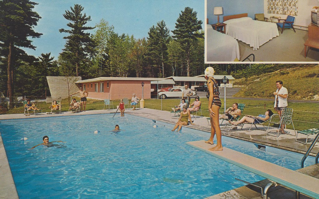 Flamingo Motel - Laconia, New Hampshire