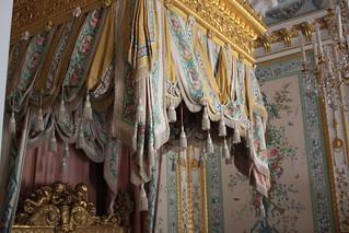 pavlovsk dais et ciel de lit la chambre imp riale a t flickr. Black Bedroom Furniture Sets. Home Design Ideas
