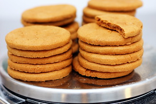ginger snaps, one snapped | by smitten kitchen