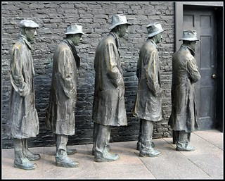 The Causes of The Great Depression / FDR Memorial Site | by Tony Fischer Photography