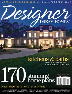 Designer Dream Homes Magazine Cover By Dmgatlanta