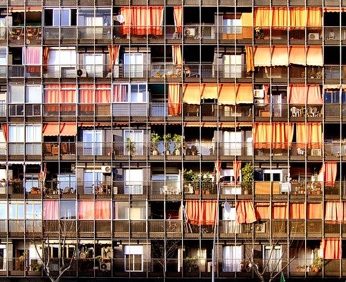 flats in barcelona | by tom clearwood