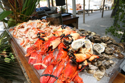 NIKKI BEACH Stone Crab and Lobster Happy Hour 10/18 | by MyNikkiBeach
