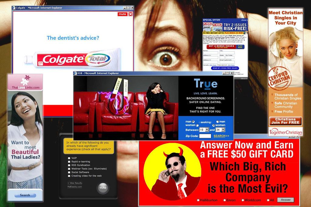 Disruptive Ads