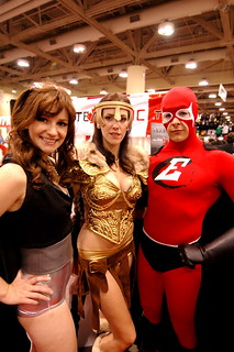 Kimberly St. Clair, Valerie Hart, Captain Epic from Team Epic | by CavinB