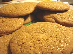 Soft Ginger Cookies | by Yummies 4 Tummies