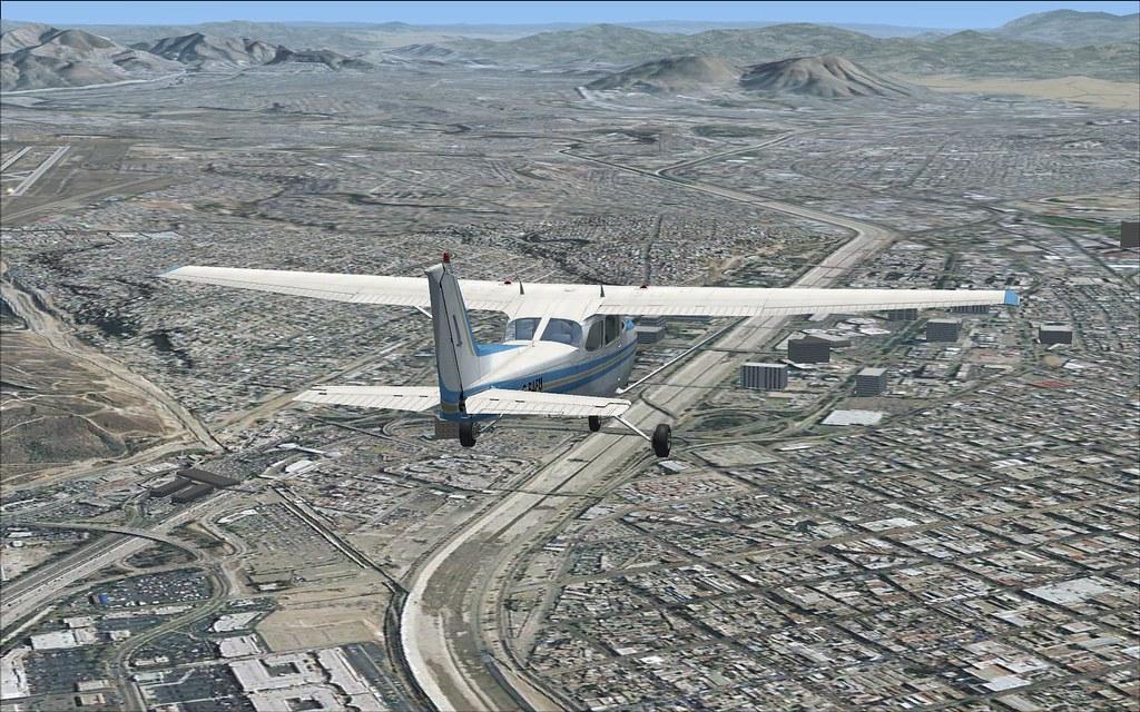 Flying Over The USMexican Border at TijuanaSan Ysidro Bo Flickr