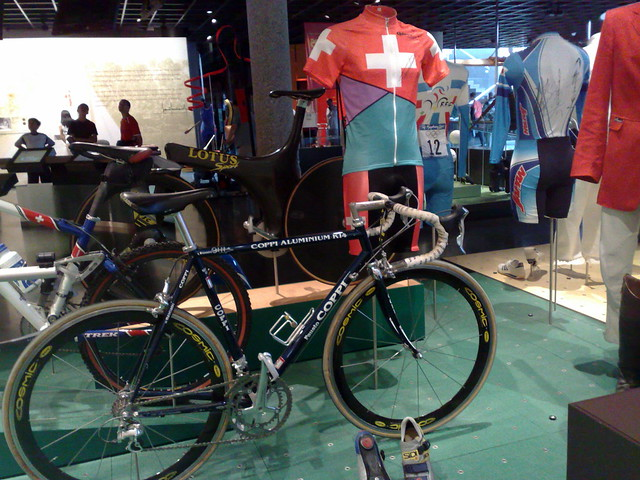 Olympic Road Bike