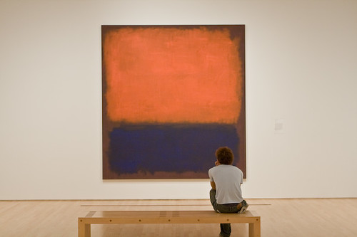 Rothko Contemplation | by LollyKnit