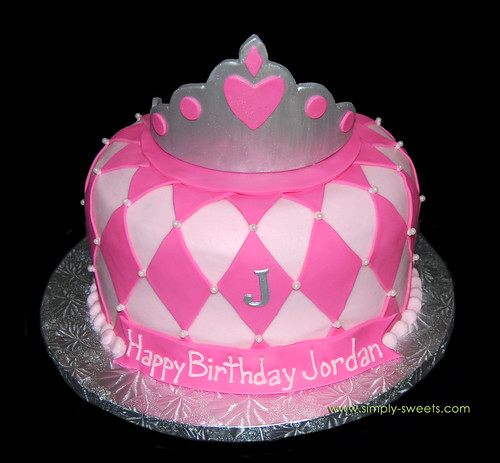 Cake Designs For Birthday Baby Girl