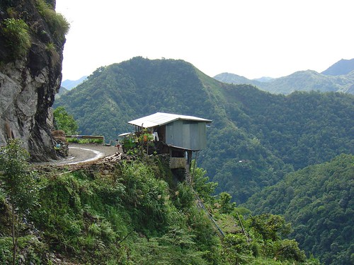 Hanging House Banaue Philippines | by amanderson2