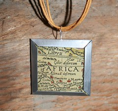 Africa - pendant | by VKnO Design