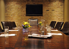 Meeting Space - War Room | by The Iron Horse Hotel