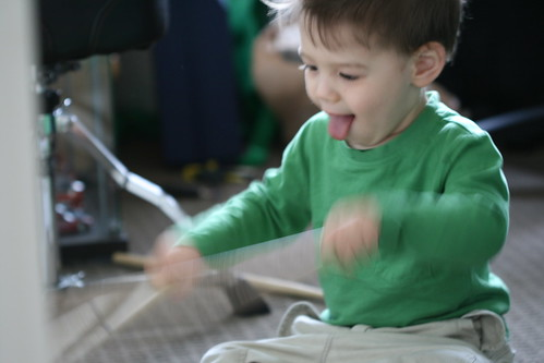 Little drummer boy | by tiddlywinker