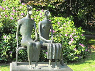 Henry Moore - King and Queen - 1952-53 | by Eddy VDB