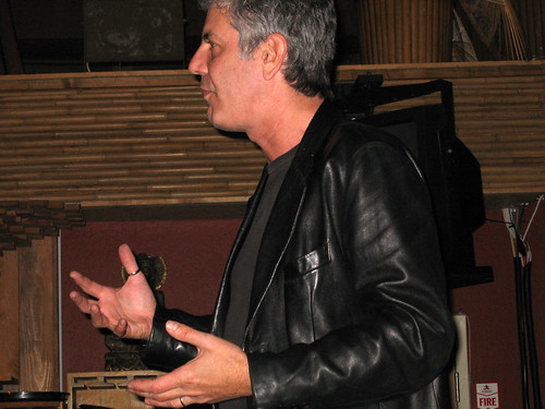 An Evening with Anthony Bourdain | by mariamjaan