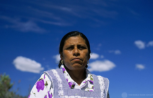Portrait of woman. Mexico | by World Bank Photo Collection
