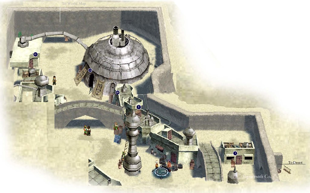 Xenogears dazil 1 map ultimategraphics flickr ultimategraphics xenogears dazil 1 map by ultimategraphics gumiabroncs Images