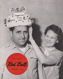 Ball-Band Red Ball - February 1962 | by The Cardboard America Archives