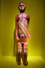 Male Figure, Igbo peoples, Amogdu Abiriba, Cross River region, Nigeria, Early to mid-20th century, Wood, pigment | by cliff1066™