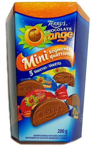 terry 39 s chocolate orange mini segments the box flickr. Black Bedroom Furniture Sets. Home Design Ideas