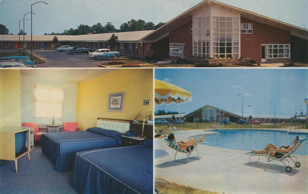 Motel Washingtonian - Rockville, Maryland