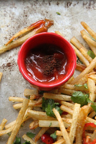 Lebanese Spiced French Fries | by Heather Christo