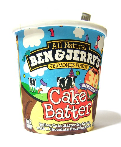ben and jerry s ice cream cake ben and jerry s cake batter and more at the 1644