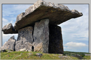 Dolmen, Poulnabrone, Co. Clare. | by IrishPics
