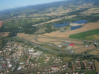 Le circuit automobile d'Issoire | by Titanet