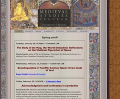 Medieval Studies Program at the University of Virginia | by kthread