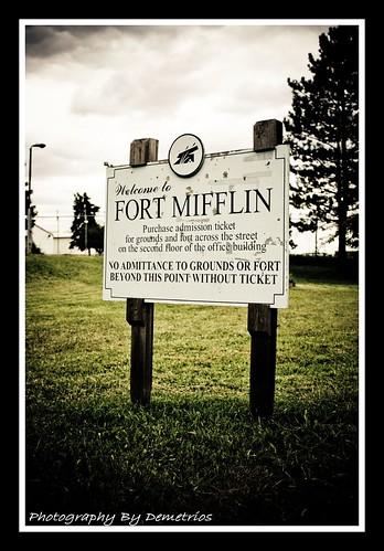 Fort Mifflin Ghost Tours