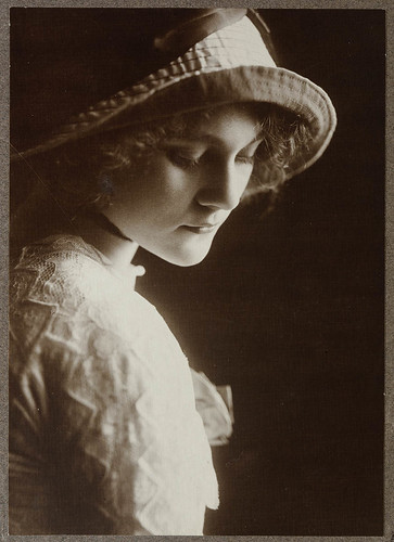Louise Carbasse ca. 1913 / photographed by Rudolph Buchner | by State Library of New South Wales collection
