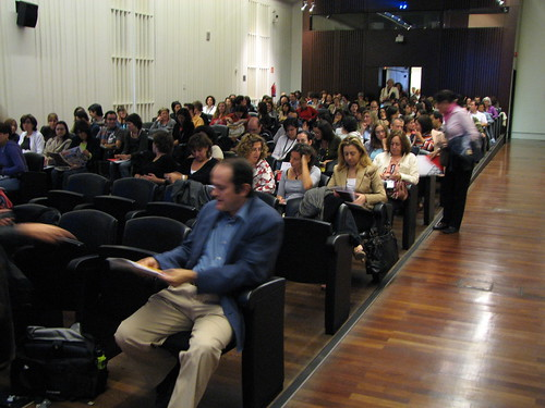 SEDIC Conference in the National Library of Spain | by David Lee King