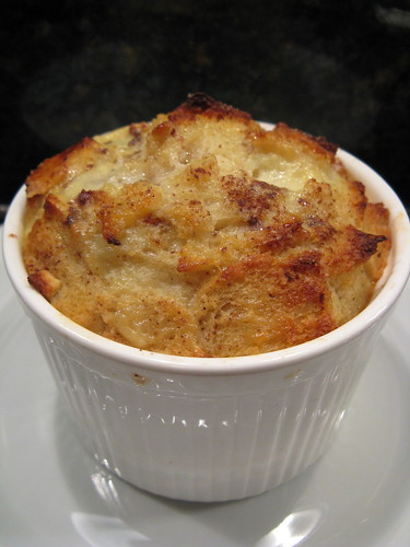 Apple Bread Pudding | by katbaro