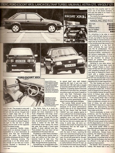 Hot Hatches 1984 4 | by Trigger's Retro Road Tests!