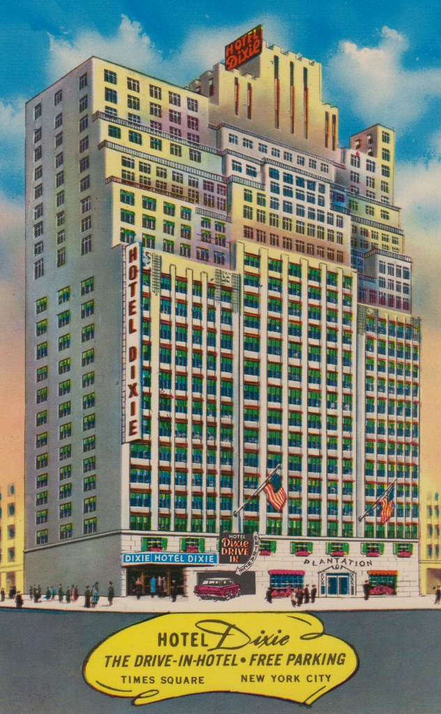 Hotel Dixie - New York, New York