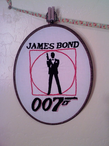 Bond, James Bond | by meganscreations